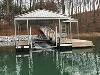 Click to view album: Hip & 1/2 Roof Docks