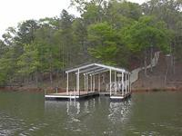 Click to view album: Gable Roof Docks