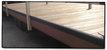 Carolina Dock - Bumper Trim Picture